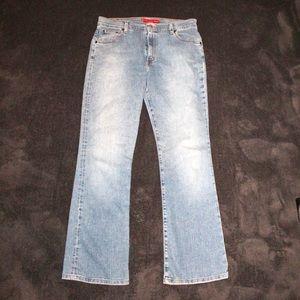 Levi's 515 boot cut stretch jeans